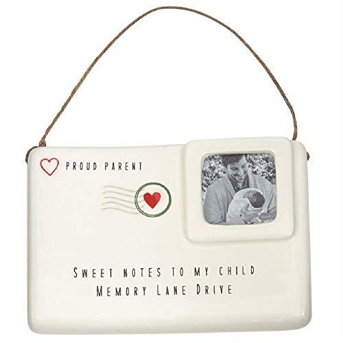 Mud Pie Sweet Notes Ornament (Parent)