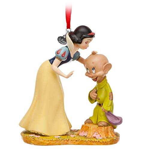 Disney Snow White and Dopey Sketchbook Ornament