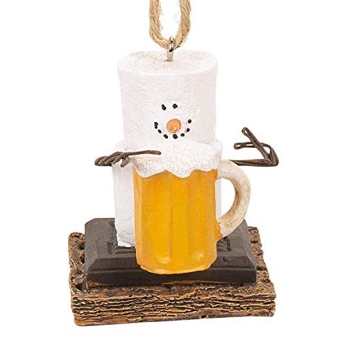 2018 Smores Original Beer Mug Ornament
