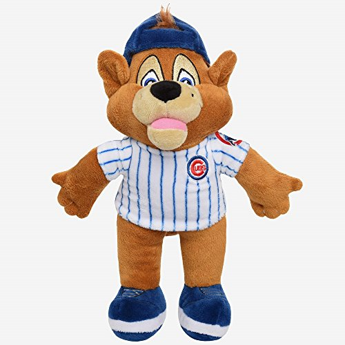 Forever Collectibles MLB Chicago Cubs Clark 8-Inch Plush …