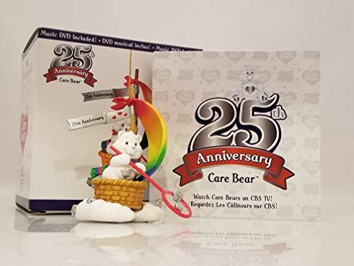 Carlton Ornament 2007 Care Bears and Musical DVD – 25th Anniversary – CXOR291R