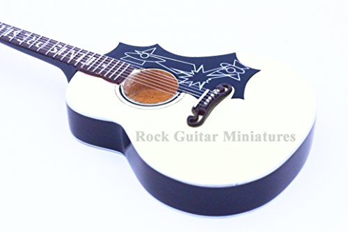 RGM81 Elvis Presley Miniature Guitar