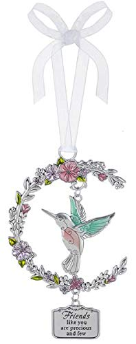 Ganz E0 Love & Blessings Butterfly, Hummingbird or Dragonfly 3″ Ornament ER60640 (Friends Like You are Precious and a Few)