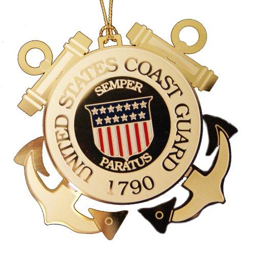 Baldwin US Coast Guard Ornament