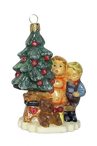 Hummel Manufaktur Hummel Figurine Christmas Ornament Wonder of Christmas, Original MI Hummel Collection, Gift-Boxed