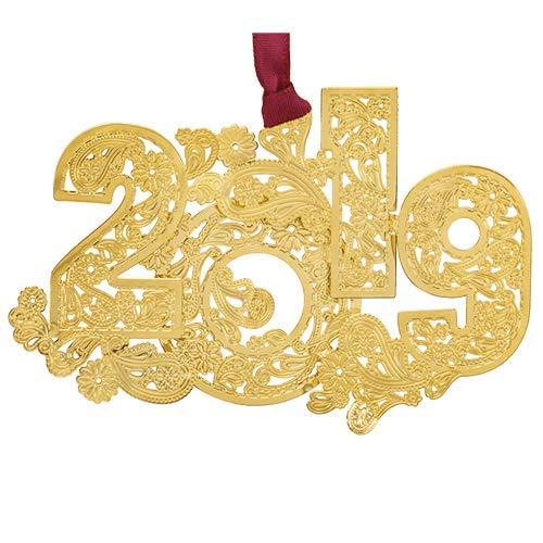Beacon Design ChemArt Ornament – 2019 Numerals