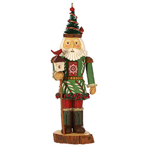 Keepsake Christmas 2019 Year Dated Noble Nutcrackers Prince of The Forest Ornament