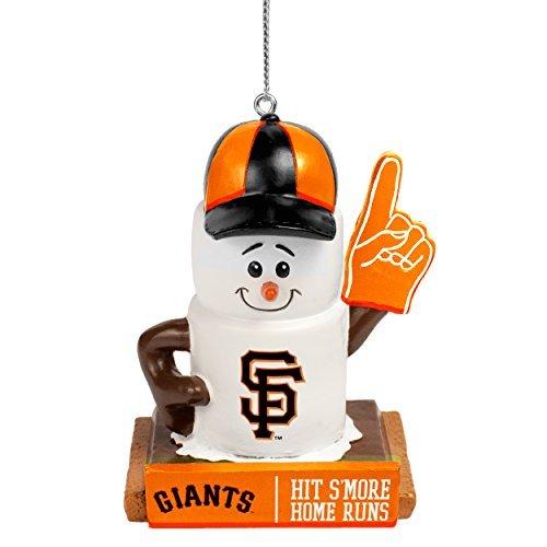 San Francisco Giants 2016 Smores Ornament