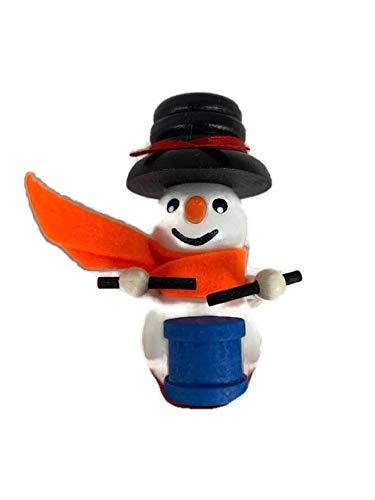 Steinbach Nutcracker Snowman Drummer Boy Christmas Tree Ornament Handmade in Germany 2019