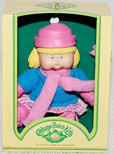 Cabbage Patch Kids – Christmas Holly – Carlton Cards 2006 Christmas Ornament