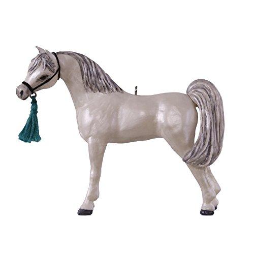 Hallmark Keepsake Christmas Ornament 2018 Year Dated, Arabian Dream Horse