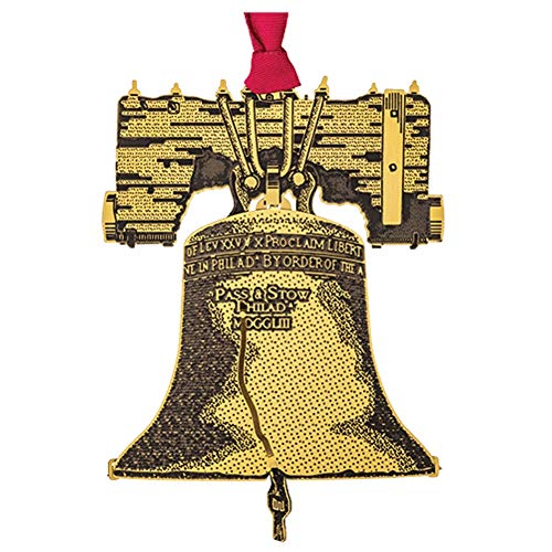 Beacon Design Liberty Bell Ornament