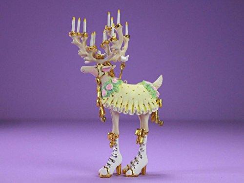 Patience Brewster Moonbeam Donna Reindeer Ornament