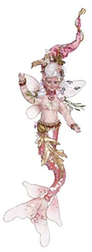 Mark Roberts Under The Sea Mermaid Fairy SM 12 Inches 51-97226-A Pink