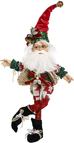 Mark Roberts 51-96968 Northpole Confectionary Elf Small 14.5 Inches