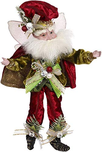 Mark Roberts Collectible Luxe Lodge Christmas Fairy – Small 10″ #51-97242