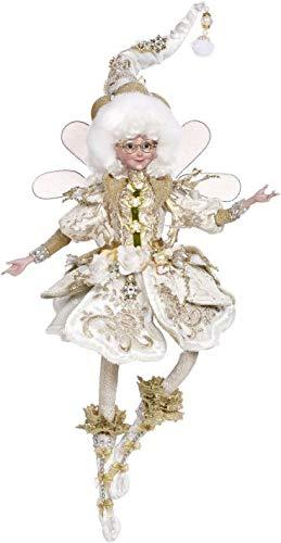 Mark Roberts Collectible Holly Pearl Princess Christmas Fairy – Medium 21″ #51-97294