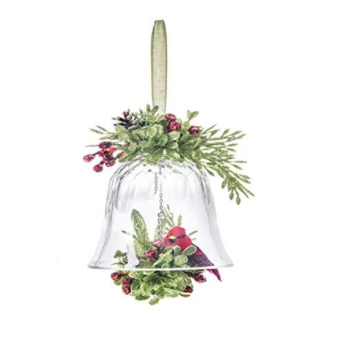 Ganz Cardinal Decorative Bell Ornament