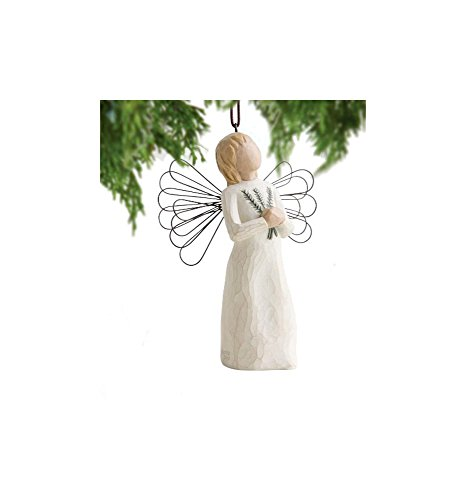 Willow Tree Angel of Remembrance Ornament, #26068, RETIRED