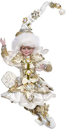 Mark Roberts Collectible Holly Pearl Princess Christmas Fairy – Small 10″ #51-97292