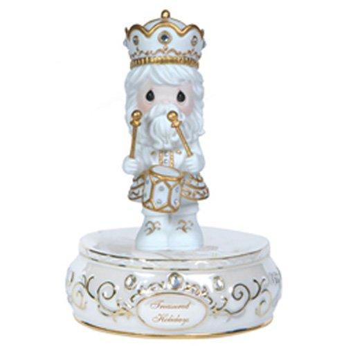 Precious Moments Treasured Holidays Musical Figurine
