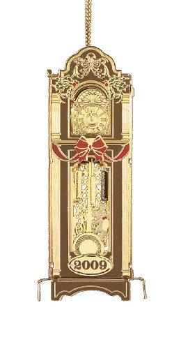 Baldwin 2009 Grandfather Clock Ornament