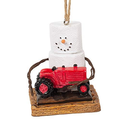 S'mores Original 2018 Tractor Ornament
