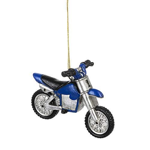 CBK Home Accents Ganz Dirt Bike Ornament