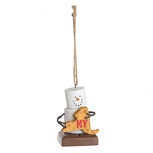 """Midwest CBK S'mores """"New York"""" Ornament"""