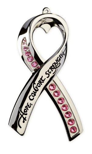 Breast Cancer Ribbon 2012 Carlton Heirloom Ornament