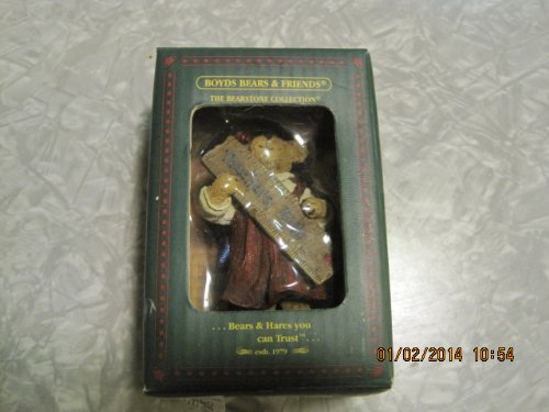 Boyds Bears & Friends Teachers Rule Ornament