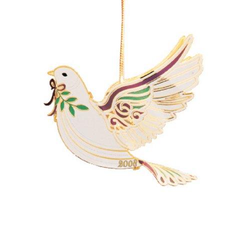 Baldwin 2008 Tranquil Dove Ornament