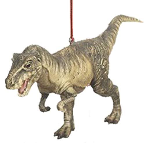 Ganz U.S.A., LLC Velociraptor Dinosaur Dino Christmas Tree Ornaments for Your Holiday Decor Decorations Xmas Gifts