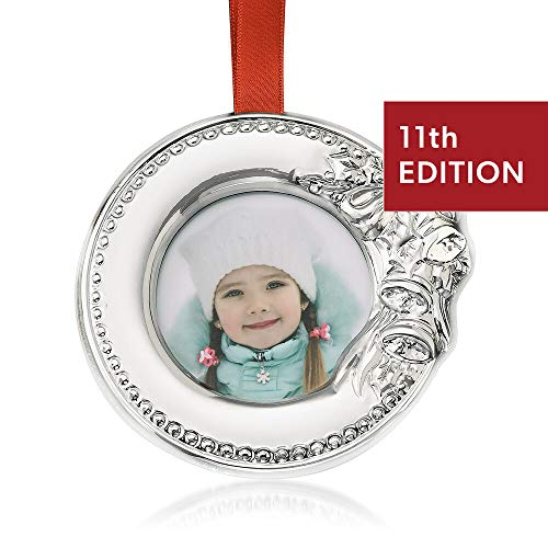 Ross-Simons Reed & Barton 2019 Photo Frame Ornament from Italy