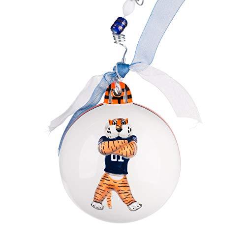 Glory Haus Auburn Aubie Mascot Ornament