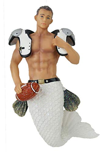 December Diamonds Merman Ornament – Tight End