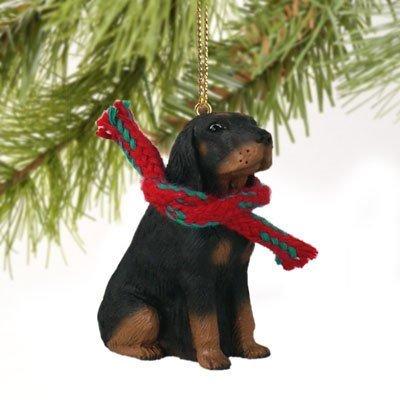 Conversation Concepts Coonhound Black & Tan Original Ornament