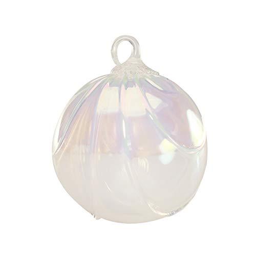 Glass Eye Studio Snow Drape Classic Ornament (June)