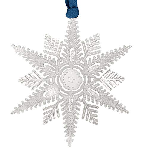 Beacon Design Winter Wishes Snowflake Ornament