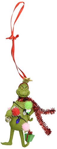 Department 56 Grinch Grinchmas Tree Hanging Ornament