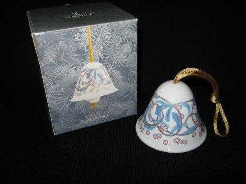 Lladro Mistletoe Bell #01008079 Ornament