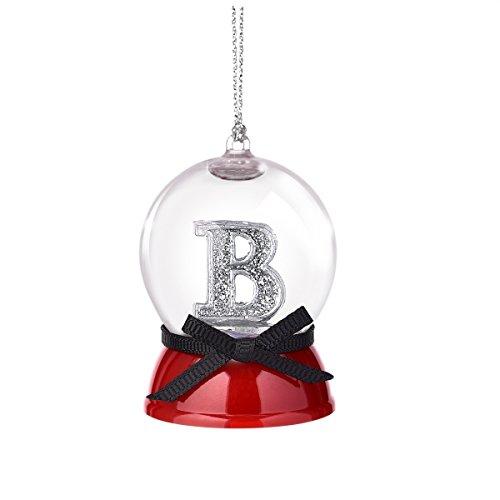 Grasslands Road Mini Snow Globe B December to Remember Ornament
