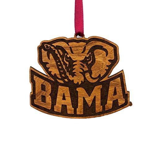 LazerEdge Alabama Ornament – Bama