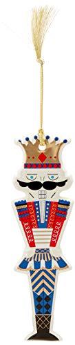 Lenox Totally Tikaa King Henry John Nutcracker Ornament