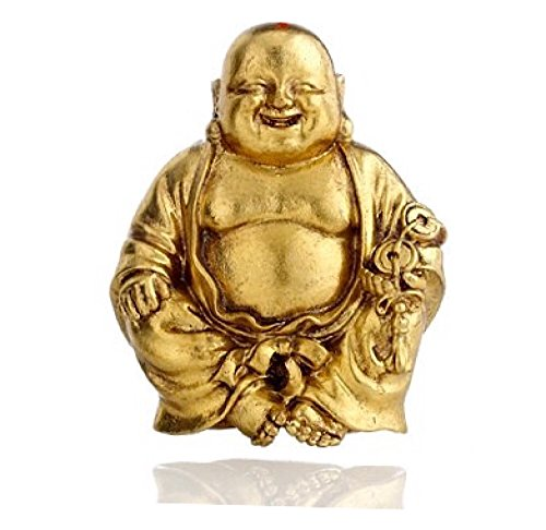 Holiday Lane Gold Buddha Hanging Ornament