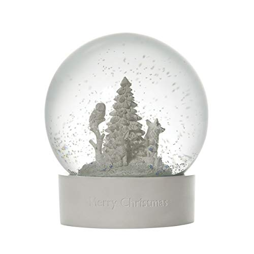 Wedgwood 2019 Holiday Snowglobe
