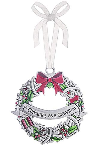 Ganz 1st Christmas Ornament As A Grandma