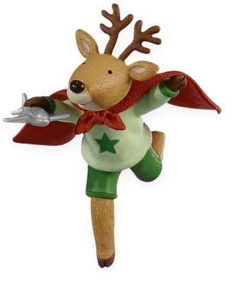 Hallmark Keepsake Ornament Super Kid 2009