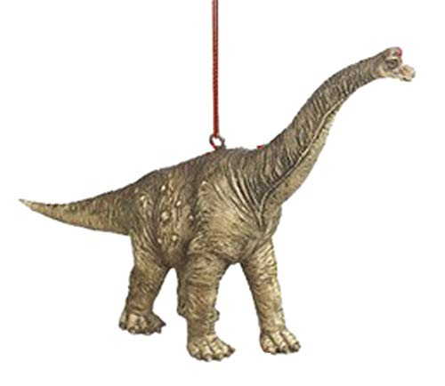 Ganz U.S.A., LLC Brachiosaurus Dinosaur Dino Christmas Tree Ornaments for Your Holiday Decor Decorations Xmas Gifts