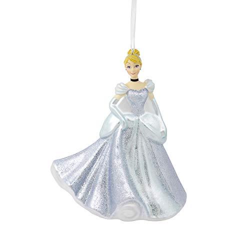 Hallmark Christmas Ornaments, Disney Cinderella Blown Glass Ornament